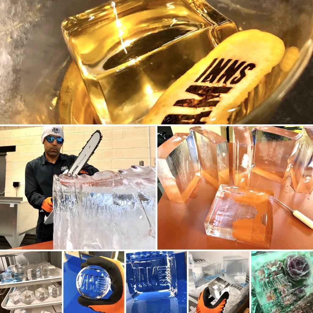 Block Ice Supplier in Bristol Jam Inns Ice